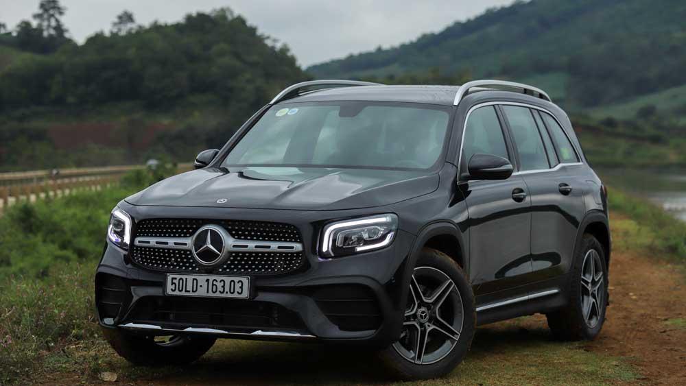 Đánh giá Mercedes GLB - xe sang thực dụng cho khách Việt